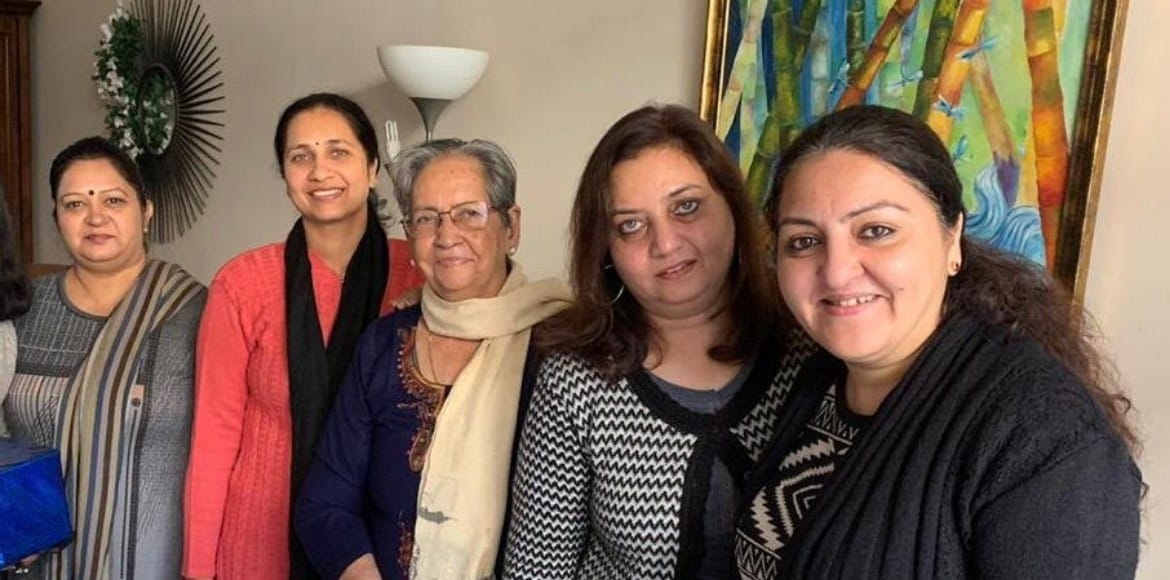 Successful all-woman RWA breaks this one glass ceiling too