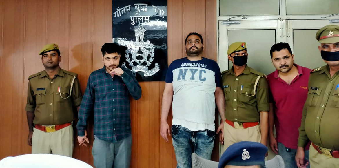 Paras Tierea: BMW recovered; trio held for faking loot for insurance claim
