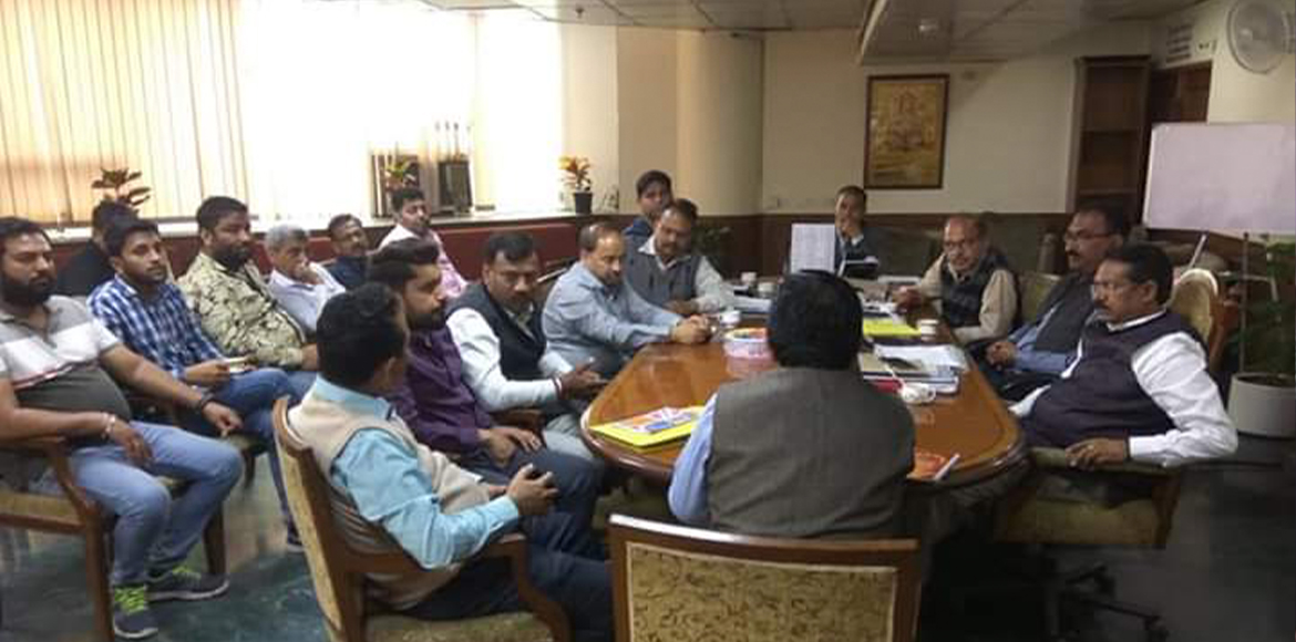 EDMC holds meeting with area councillors to discuss civic issues