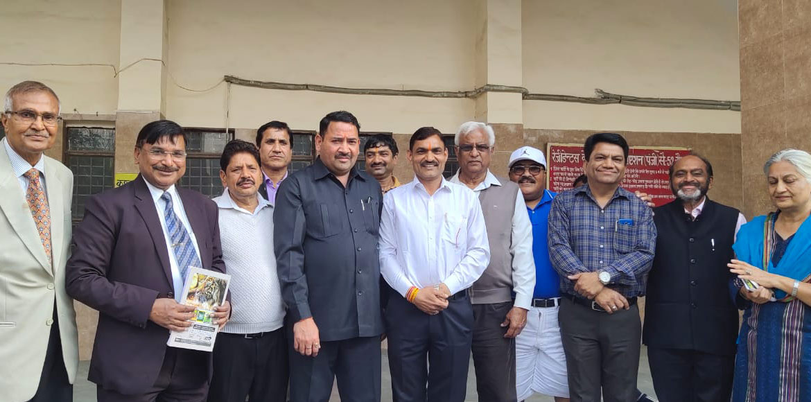 Noida: Sector 52 residents elect Ashok Sharma as RWA President