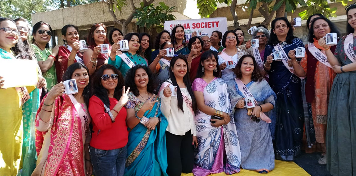 Women honoured for their contribution to society