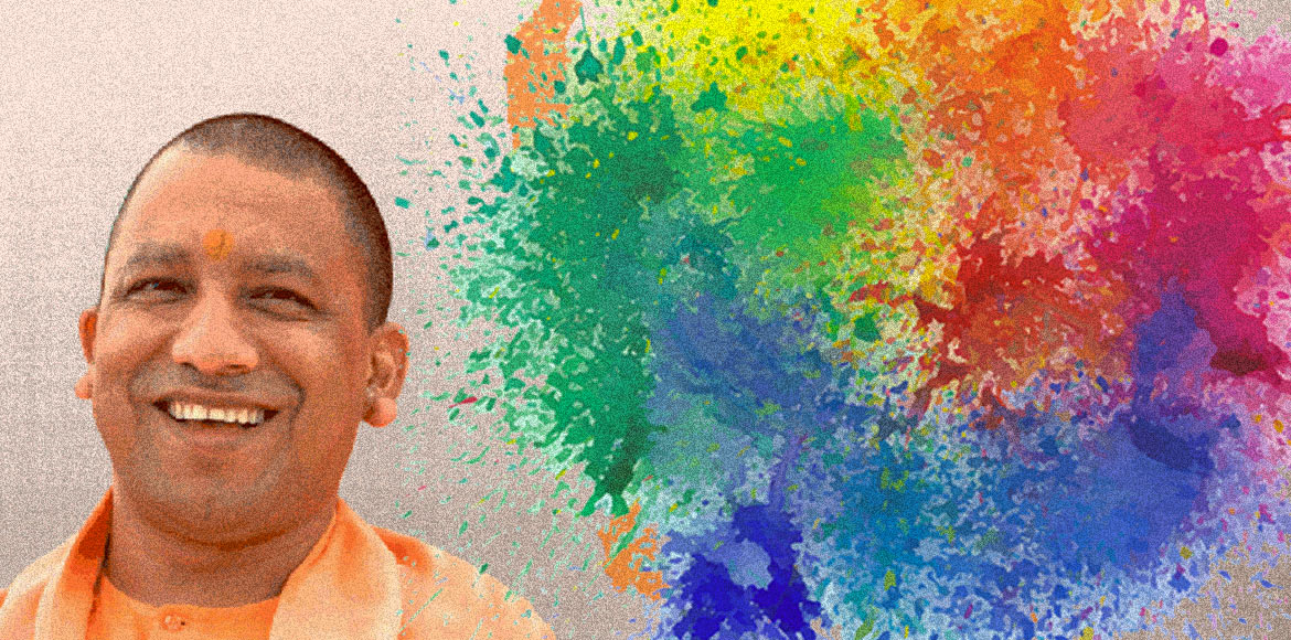 UP CM asks district magistrates, police chiefs to ensure peace during Holi