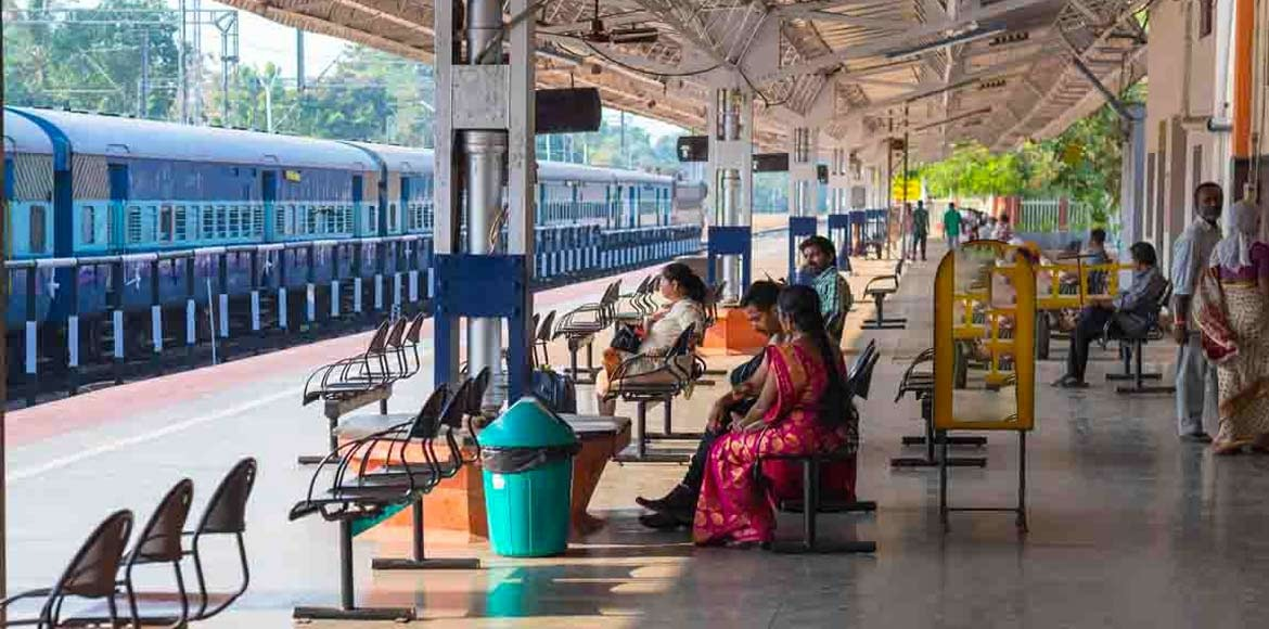 COVID-19: Massive awareness campaigns launched at railway stations
