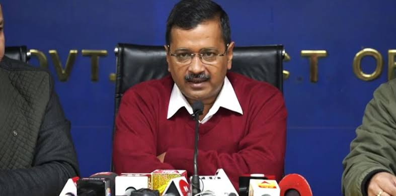 Don't panic: CM Kejriwal's advices to corona w