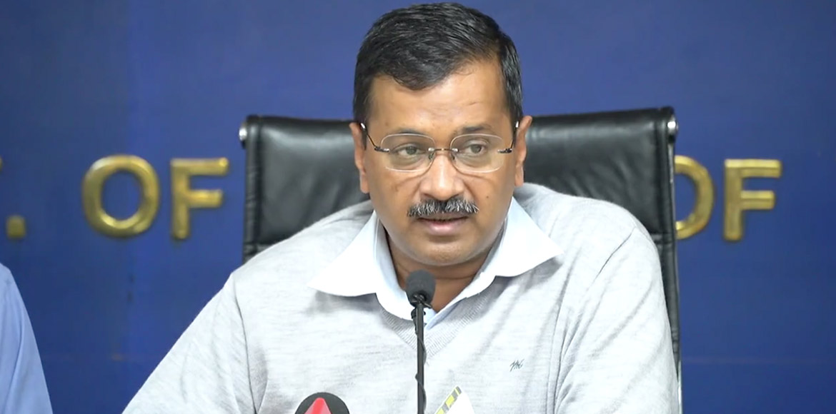CM Kejriwal informs citizens about preparedness amid coronavirus outbreak