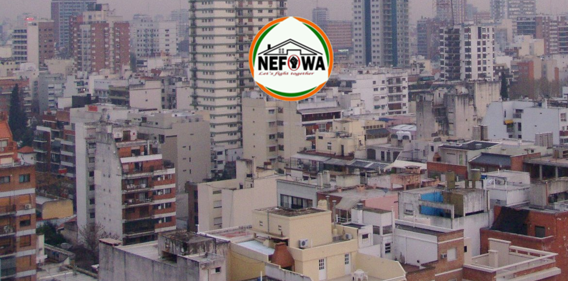 NEFOWA appeals to landlords not to pressurize tenants for rent