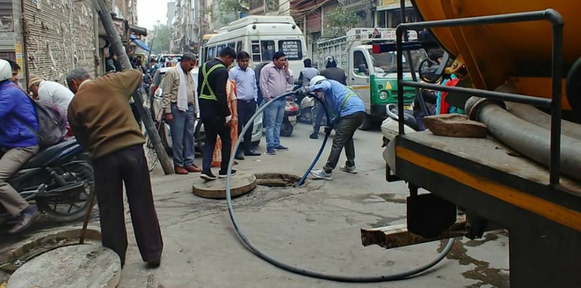 EDMC drive to clean drainage network before monsoon deadline