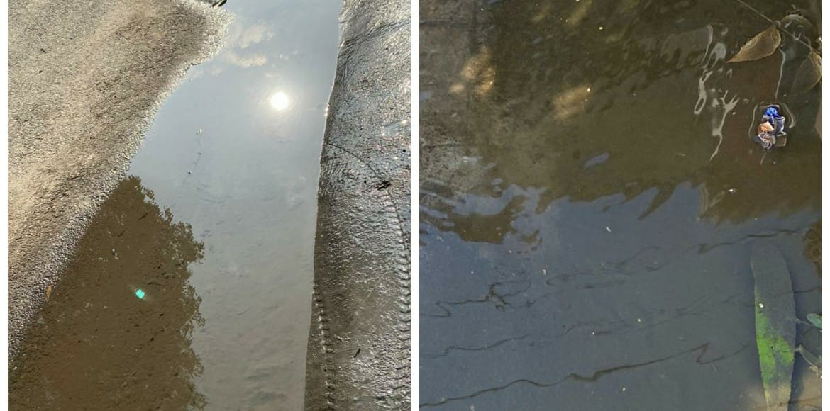 Sector 51 residents approach Noida Authority with complaint of overflowing sewer