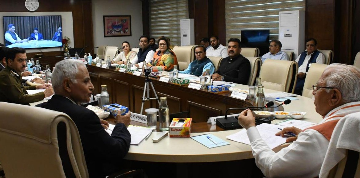 GMDA approves budget proposals for 2020-21 in the presence of CM Khattar
