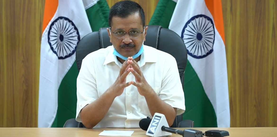 Kejriwal lauds united effort in checking Covid spread; warns of complacency