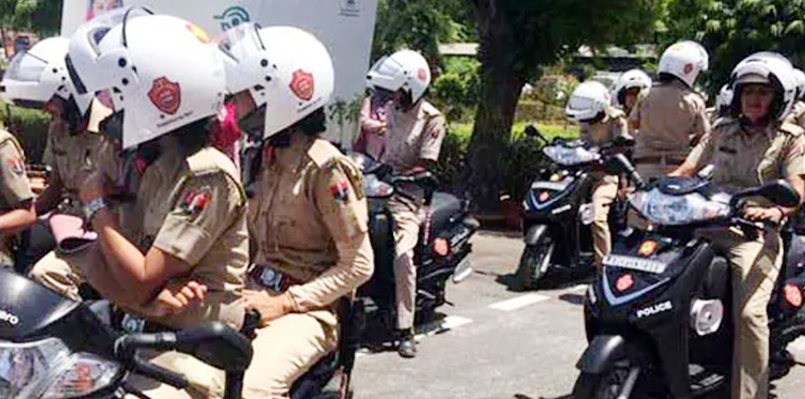All-female patrol units to protect women in Noida,