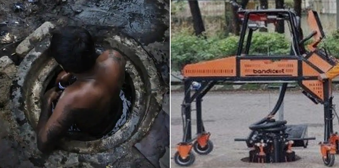 GNIDA to make city free from manual scavenging with launch of robot machine