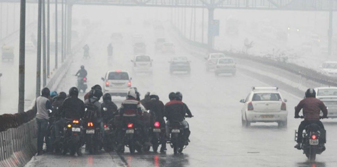 Delhi likely to receive heavy rain till Thursday;