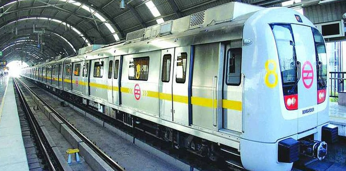 Full metro services start with glitch on Yellow Line today