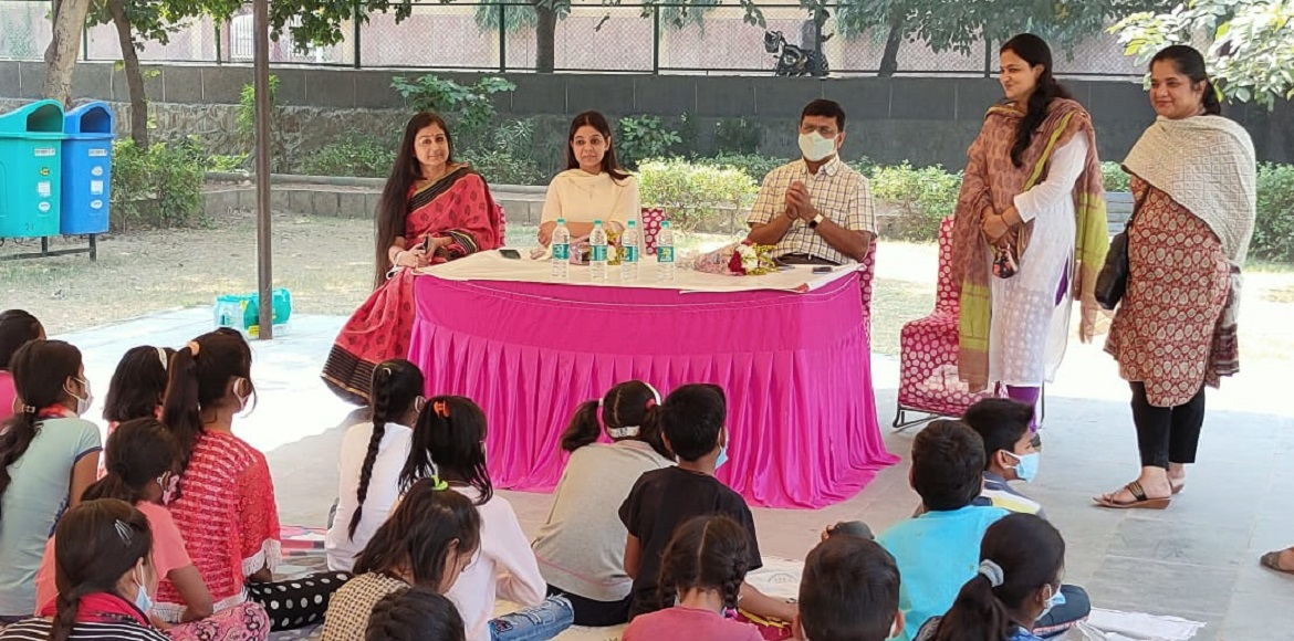 Choti Si Khushi organises closing ceremony of Goal program in Dwarka