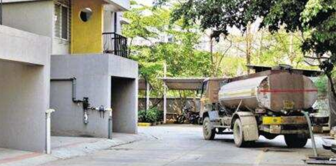 Residents remind Noida Authority for alternate arrangement of water supply