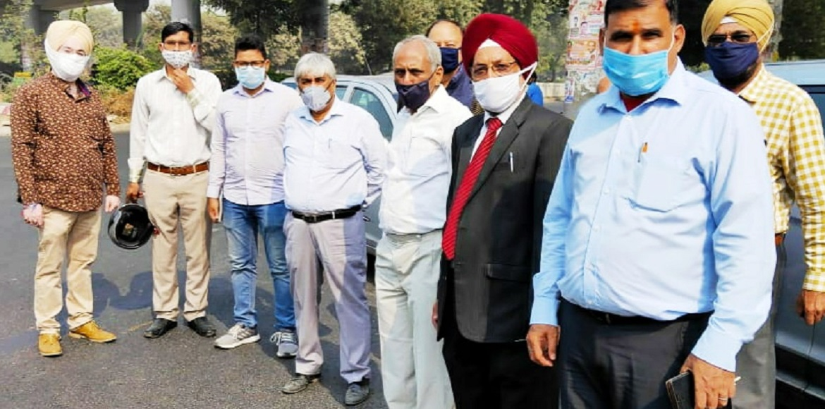 DDA officials, Dwarka Forum conduct joint survey a