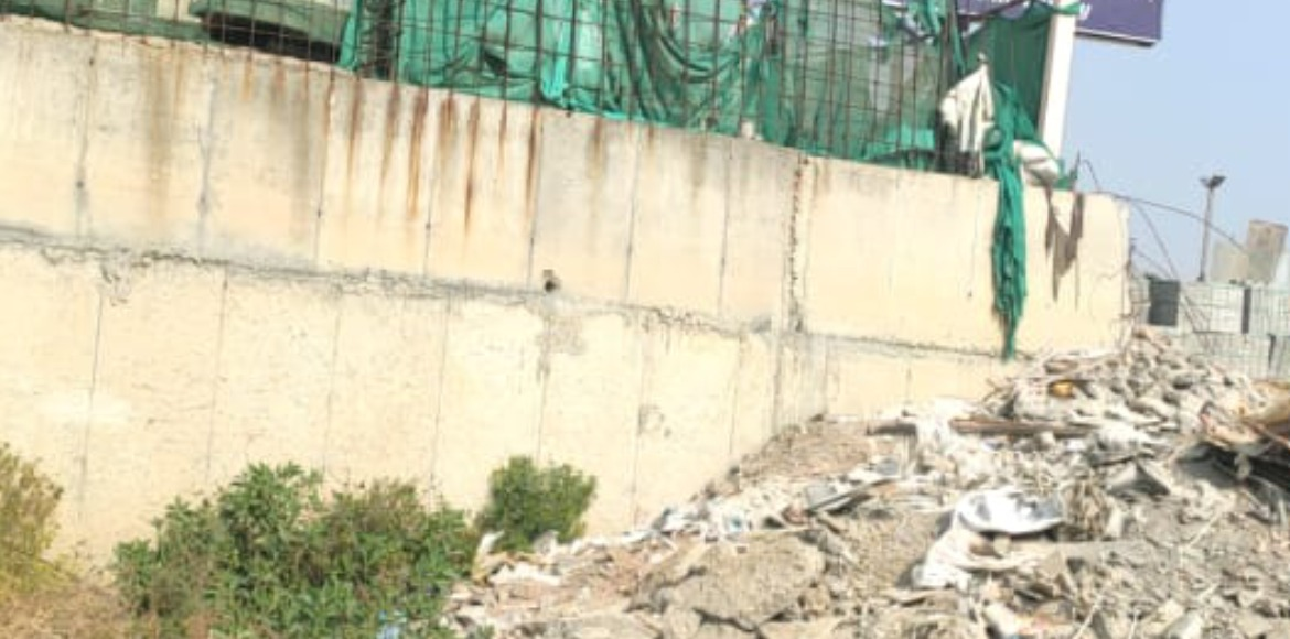 Gaur Sportswood fined heavily for dumping C&D waste in open areas