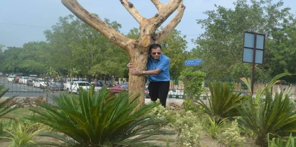 RESIDENT SPEAK: Volunteers can take care of replanted trees in Dwarka