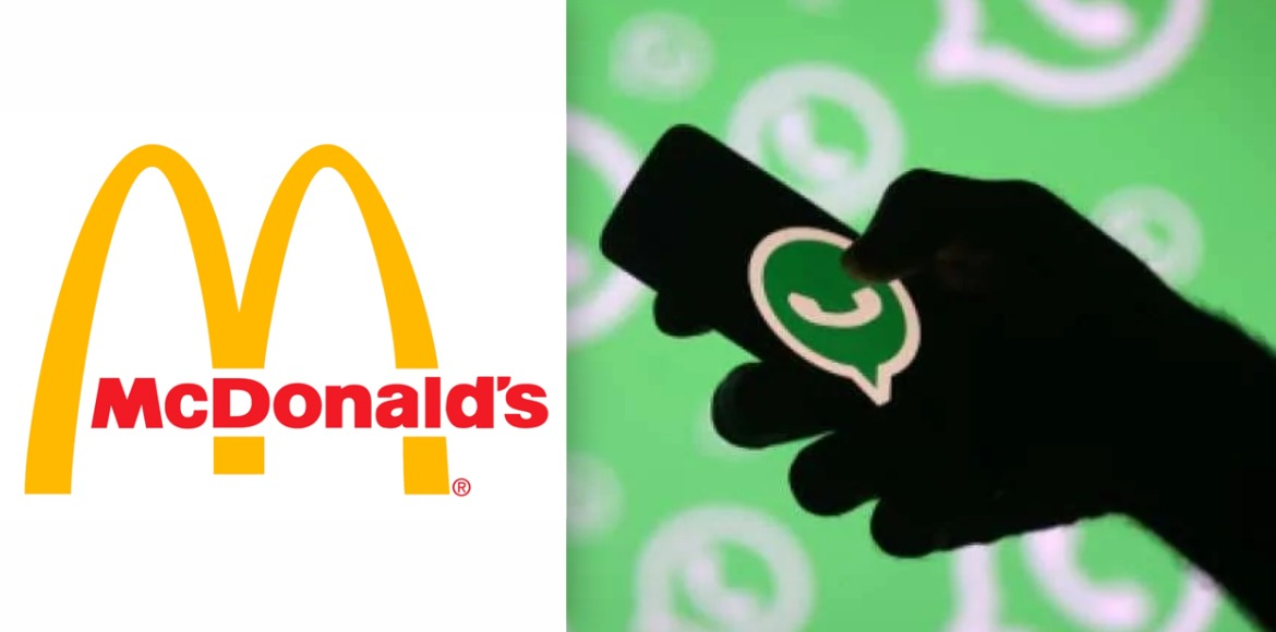 McDonald's to take orders on WhatsApp in Delhi-NCR