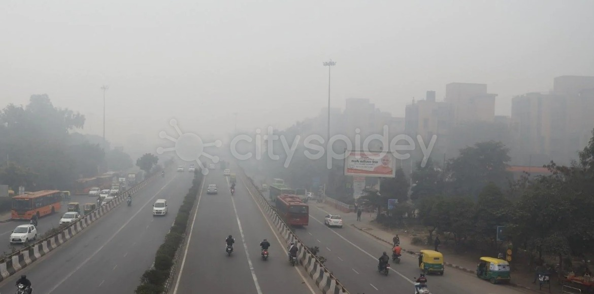 Cold wave, fog likely in next four days in Delhi