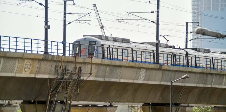 Delhi metro closes entry, exit gates of several st