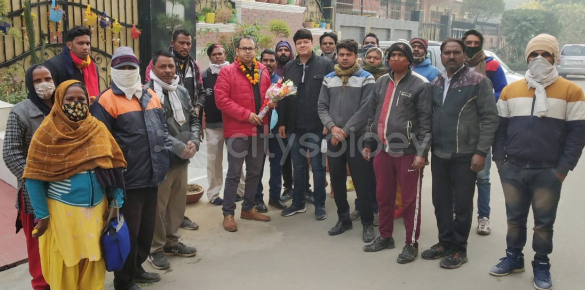 Noida: Sec 51 residents organise event with RWA to