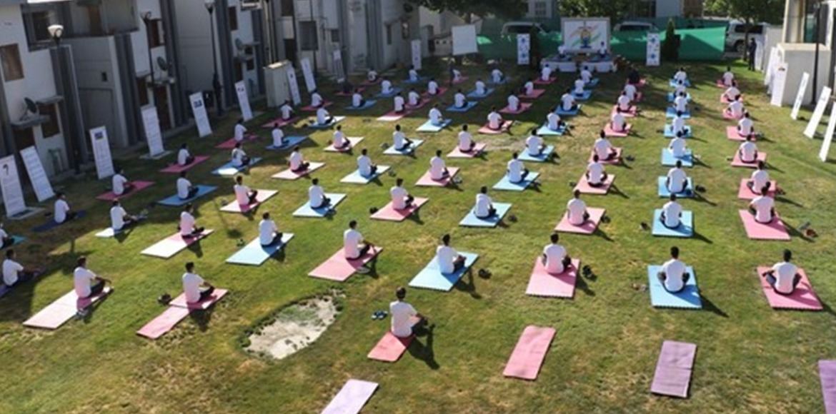 Yoga classes to be conducted in South Delhi parks