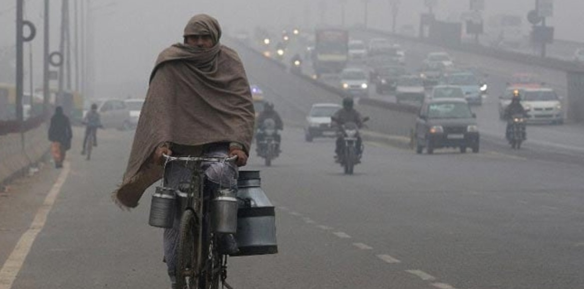 Delhi: Highest number of cold wave days recorded in January since 2008