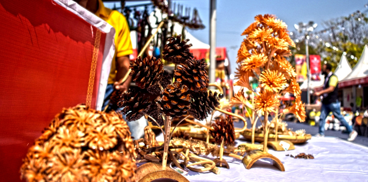 Hunar Haat organised at JLN stadium | Know details
