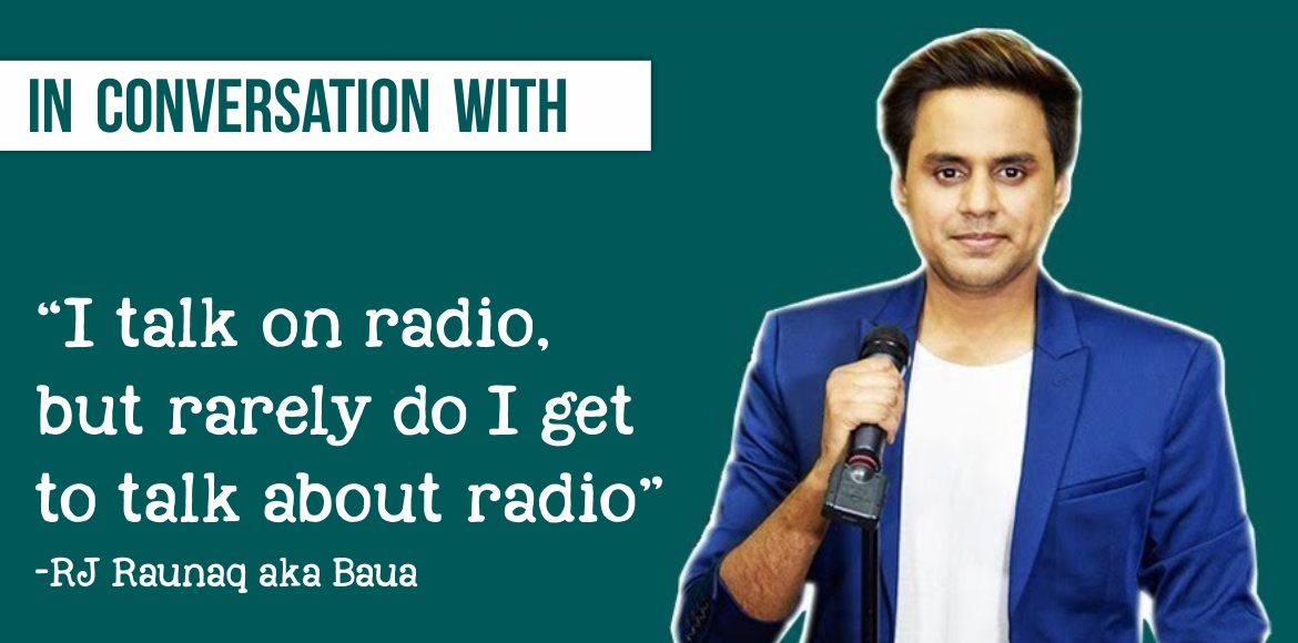 World Radio Day: 'I talk on radio, but rarely do I get to talk about radio'