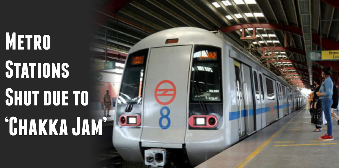 Several Metro stations shut in city. Here's why