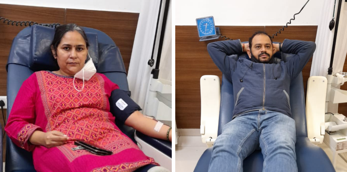RESIDENT SPEAK: Social media answers call for blood donation