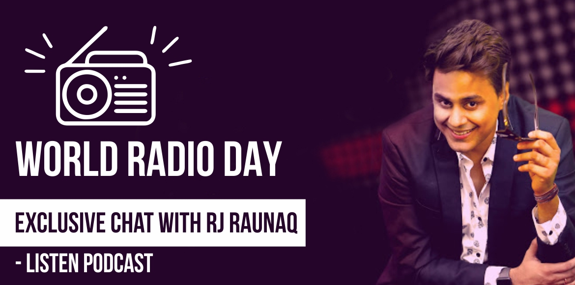 World Radio Day: Exclusive chat with RJ Raunaq | Listen podcast