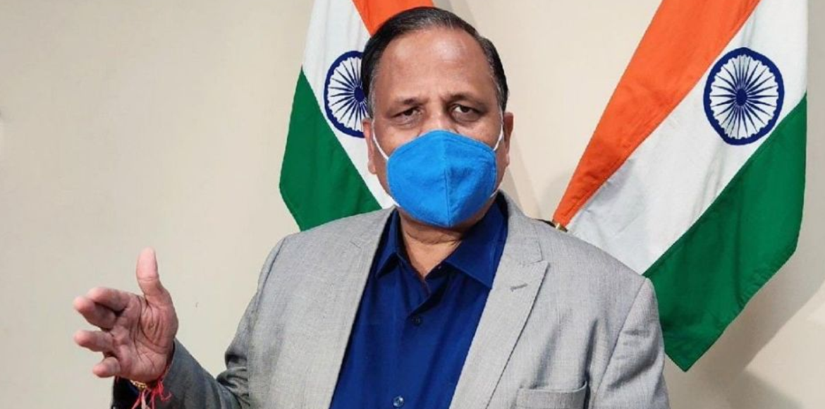 Delhi aims to clean Yamuna after winning Covid-19 pandemic, says Jain