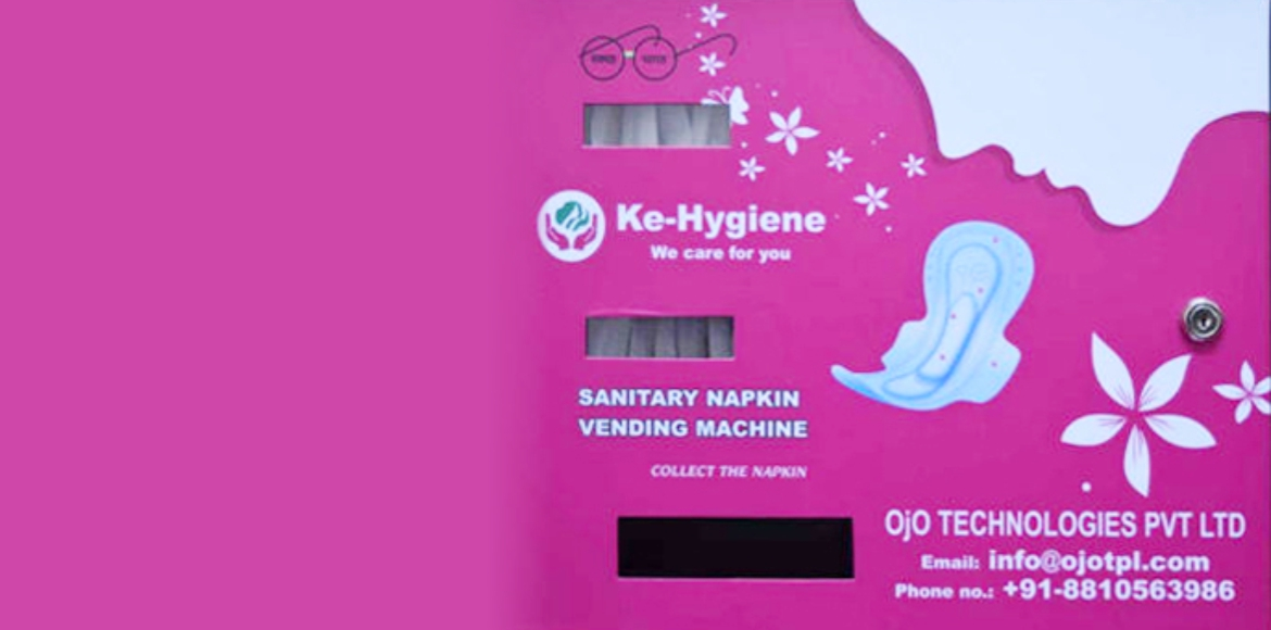 SDMC procures sanitary napkin vending machines und