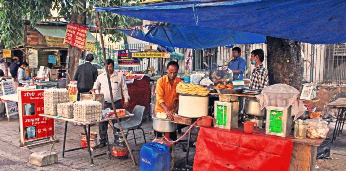 Street food guide to Barakhamba Lane