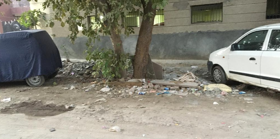 RESIDENT SPEAK: Garbage, open defecation plague Dwarka's Sector 8