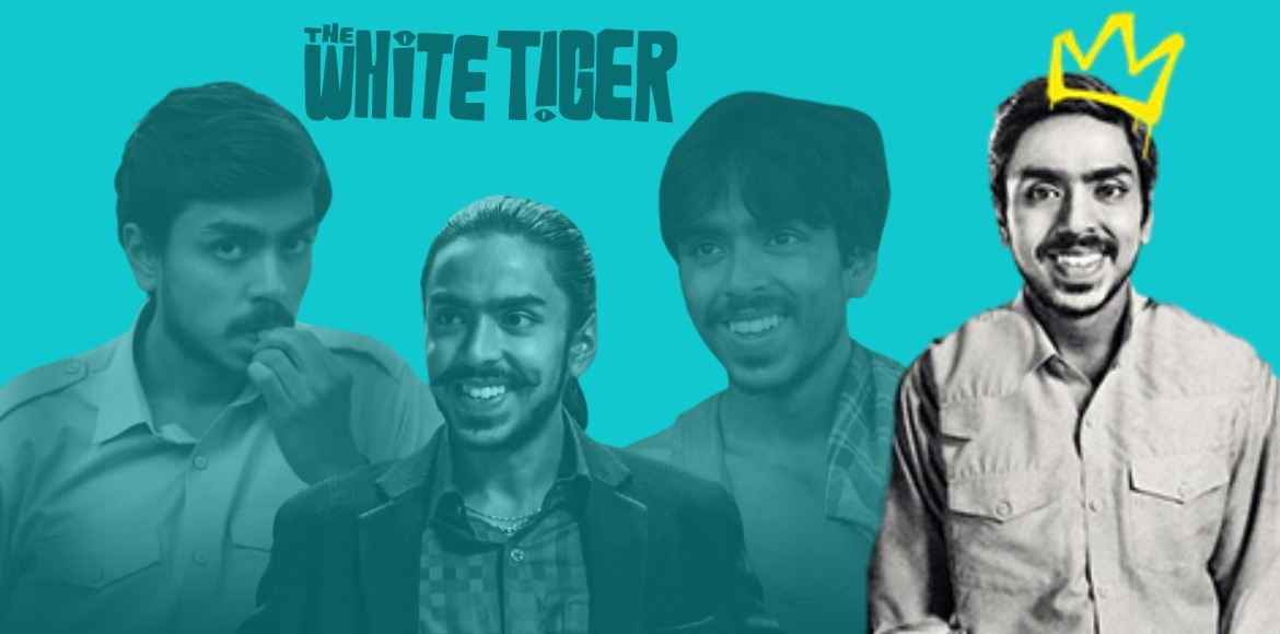 The White Tiger's Adarsh Gourav nominated in BAF