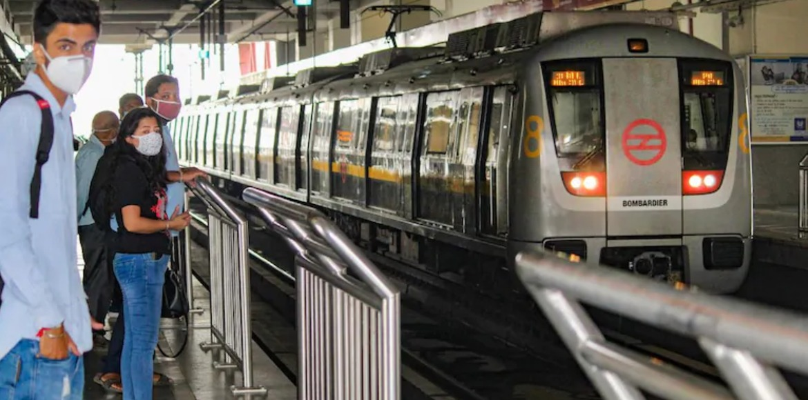 Behold! DMRC revamps and renovates its stations!