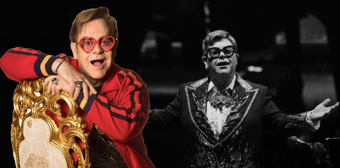 Celebrate Elton John's 74th birthday with his huge hits