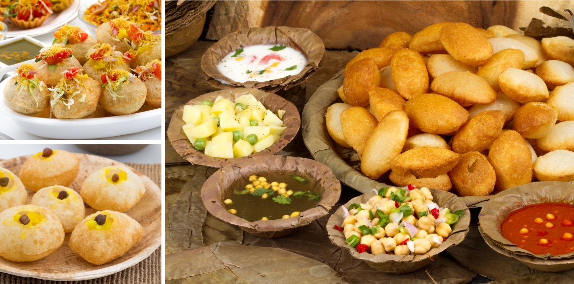 Know different names and preparations of Gol Gappe