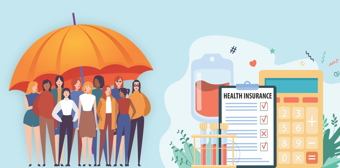 98% women say health insurance policies need to be more women-centric