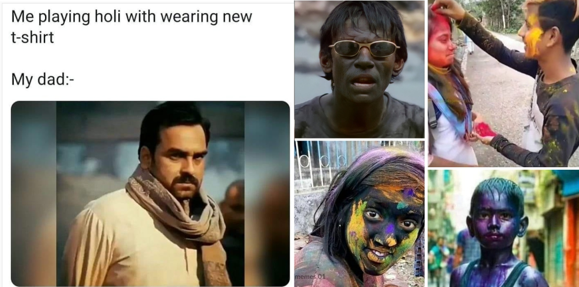Holi 2021: Some of the funniest memes and jokes