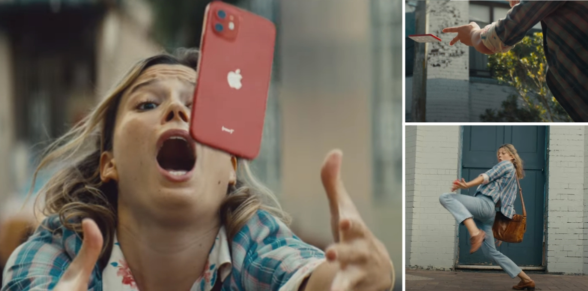 Apple's ad 'fumble' featuring British-Indian's t