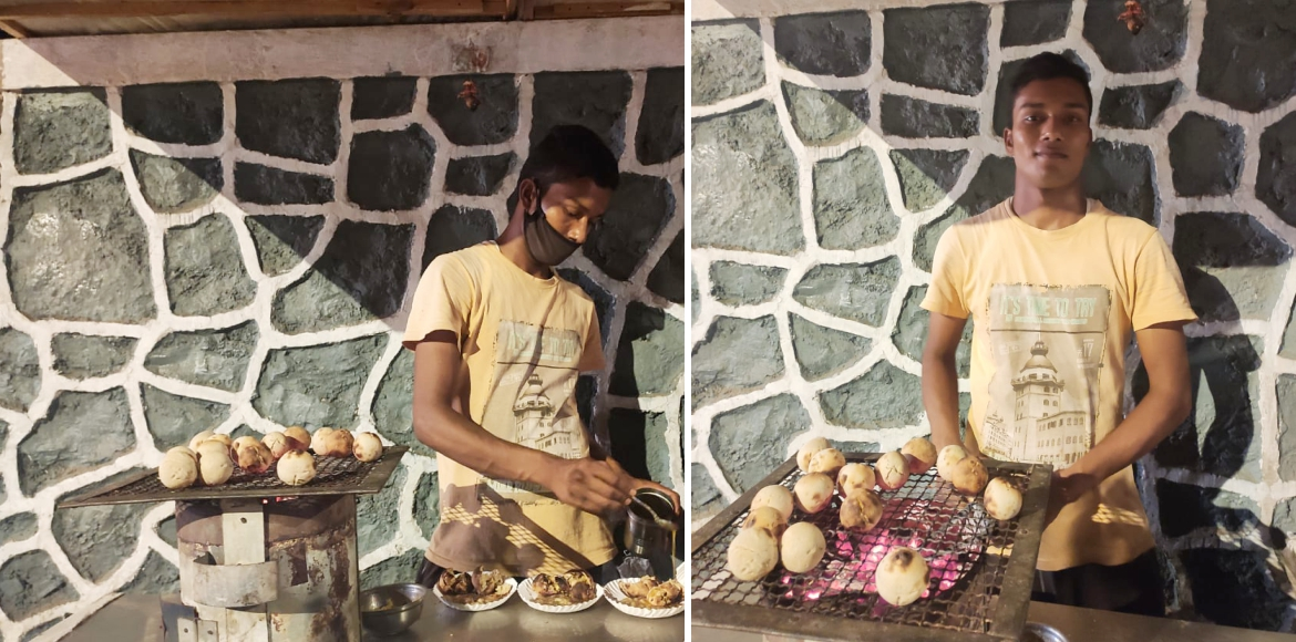 Tweet on struggling Mumbai Litti-Chokha vendor goe