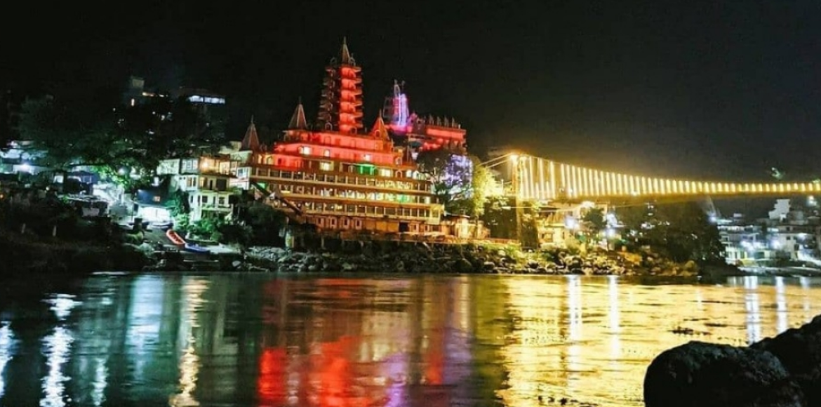 Rishikesh - Indulge in spiritual stay without worrying much about pocket