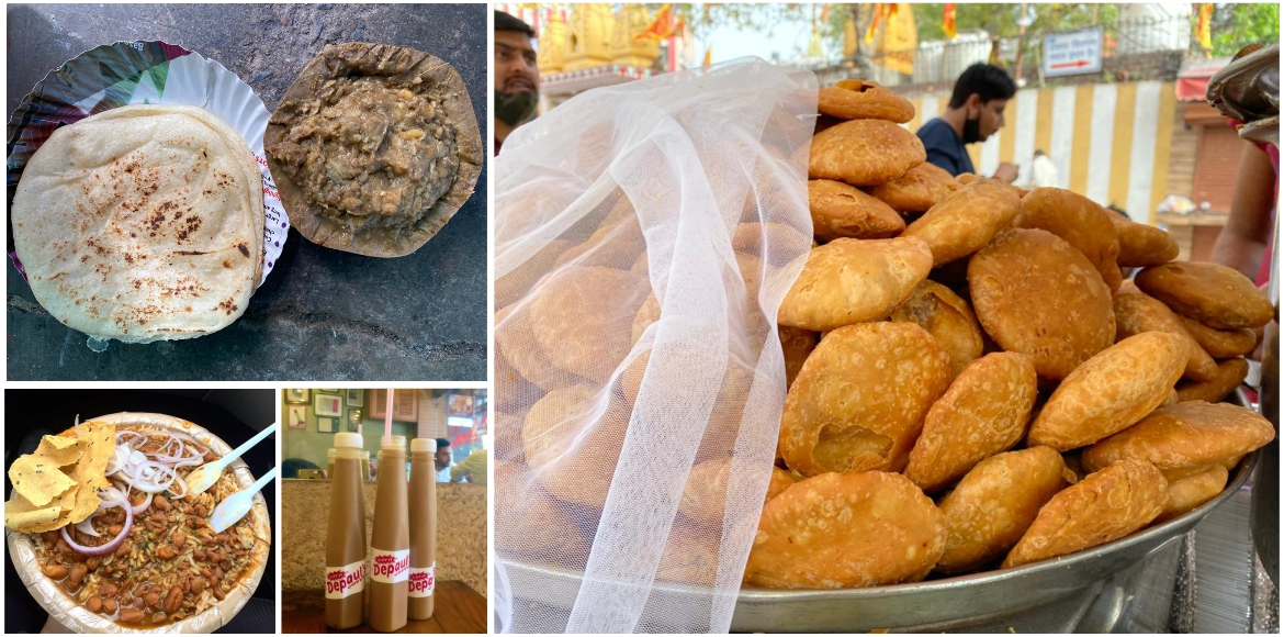 Dear Dilliwallas, street food joints to visit in C