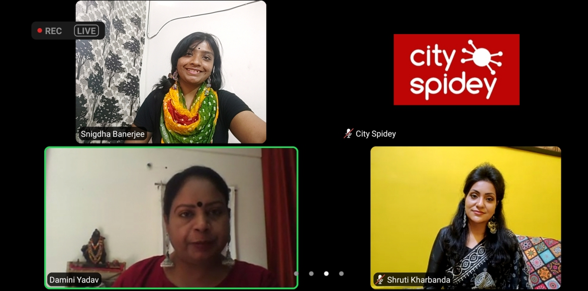 Relish poetry recital on Women's Day | See video