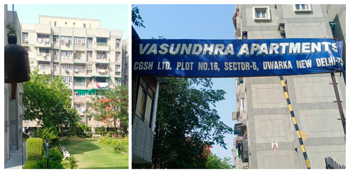 Dwarka: Vasundhara Apartments wants Covid care cen